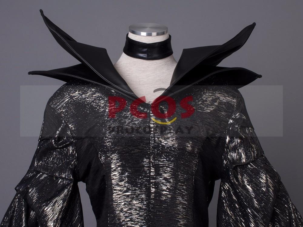 Ny Maleficent Cosplay kostym och hatt - Maskeradkläder och utklädnad - Foto 4