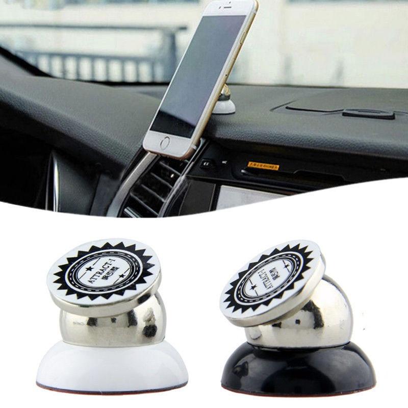 Universal de 360 Grados Soporte para Teléfono Del Coche Magnético Air Vent Mount