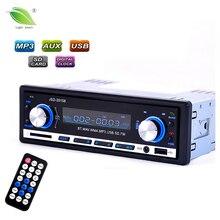 Rádio do carro usb Bluetooth V2.0 JSD 20158 Áudio Estéreo Do Carro In-dash Autoradio FM Receptor ReceiverUSB Entrada Aux MP3 MMC WMAautoradio