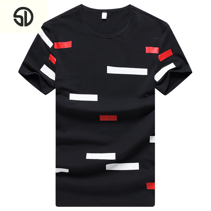 Summer Solid Color Cotton T Shirt Men Casual Streetwear T-shirts Top Tee Shirt Homme Boy Hip hop Skate Tshirt Tops Clothes Men