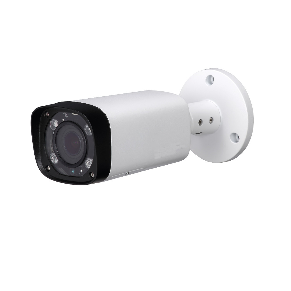 цена на HDCVI 1080P HAC-HFW2221R-Z-IRE6 Bullet Camera 2.7~12mm varifocal lens 2MP CMOS IR 60M motorizlens security CCTV camera