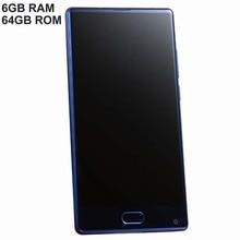6 ГБ ОЗУ, 64 Гб ПЗУ, 3000 мАч, SANTIN, NEWDUN, 16 МП, MTK P25, четыре ядра, 5,5 дюймов, Touch ID, две sim-карты, Android 7,0, FDD LTE, 4G, смартфон