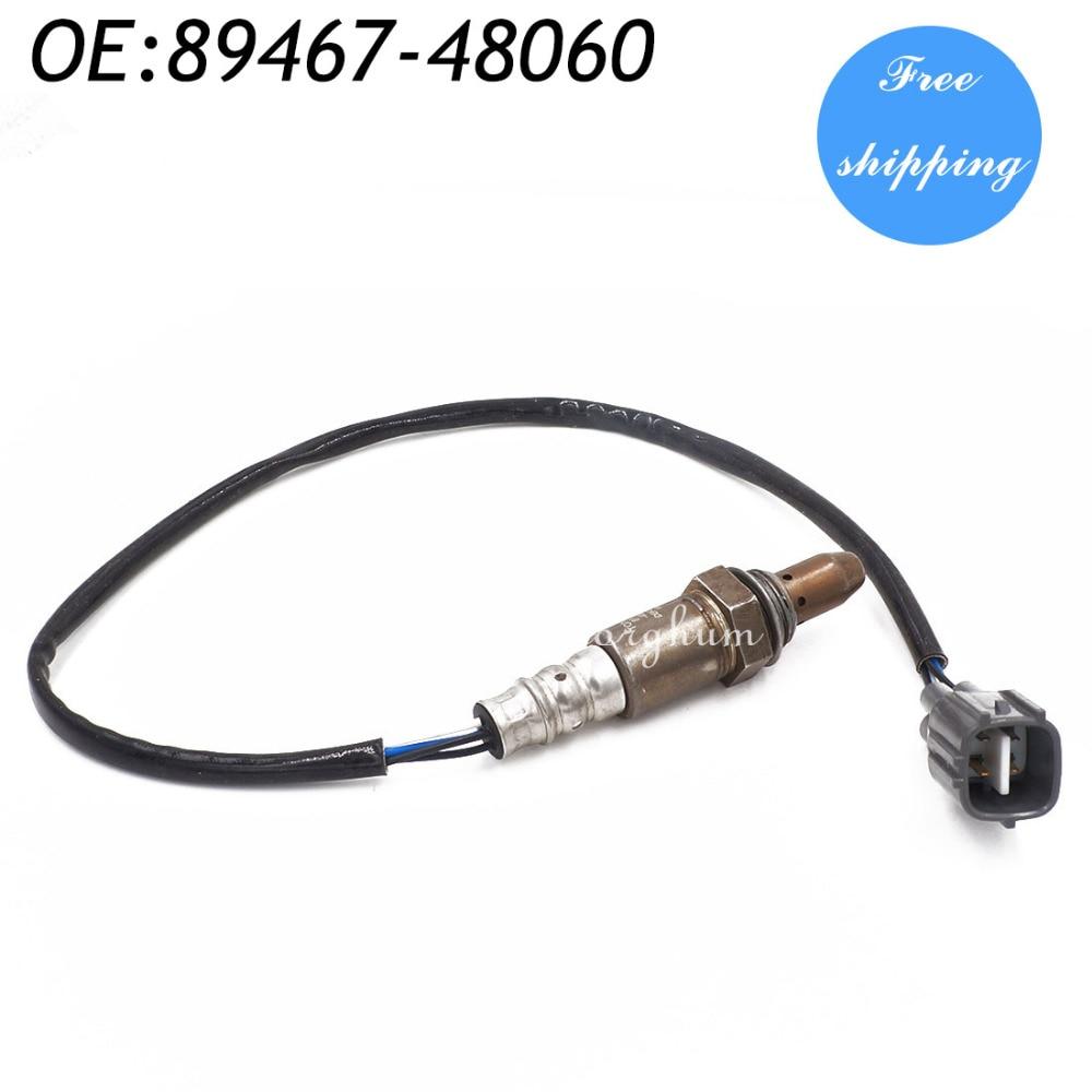 D'oxygène Fuel Ratio Air Sensor Pour Toyota Highlander Lexus RX330 3.3L 89467 48060,234 9046 dans Gaz d'échappement Capteur D'oxygène de Automobiles et Motos