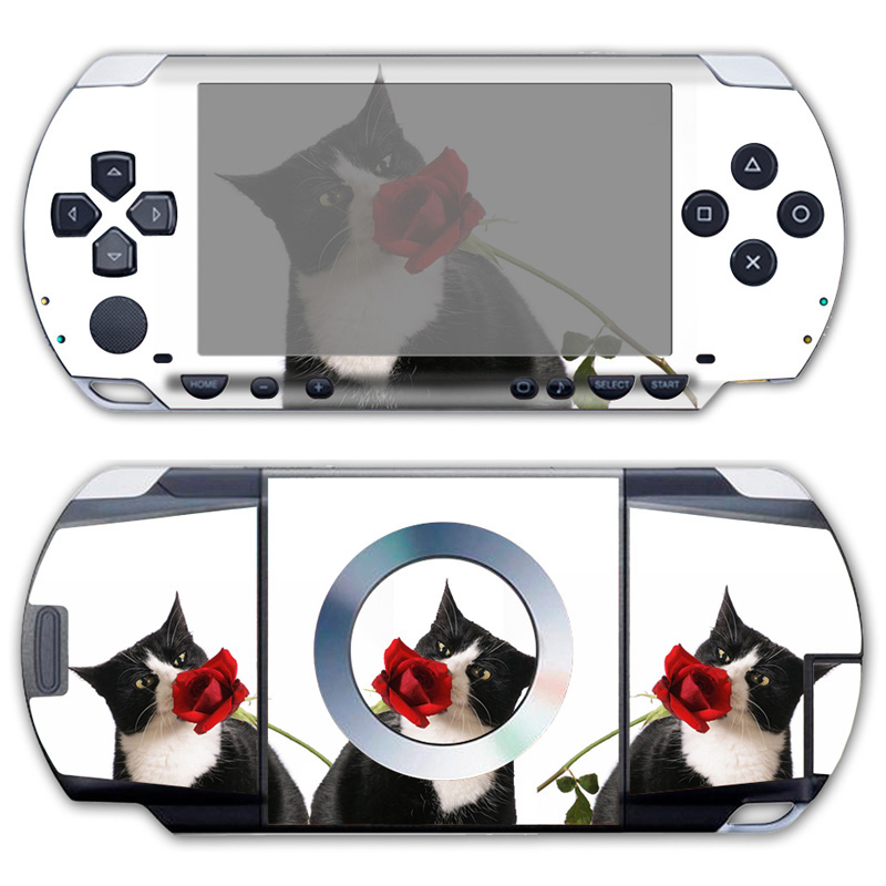 gaming skin sticker for sale for psp 1000 #TN-PS1000-018 ...