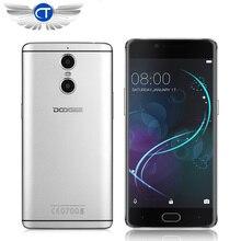 Doogee стрелять 1 13mp двойная камера мобильного телефона 4 г lte quad core 2 ГБ RAM 16 ГБ ROM Мобильный Телефон Андроид 6.0 3300 мАч Палец Смартфон