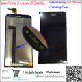 Original quality!LCD Display Digitizer+Touch Screen Replacement for Asus Zenfone 2 Laser ZE500KL 100% Tested Before Ship