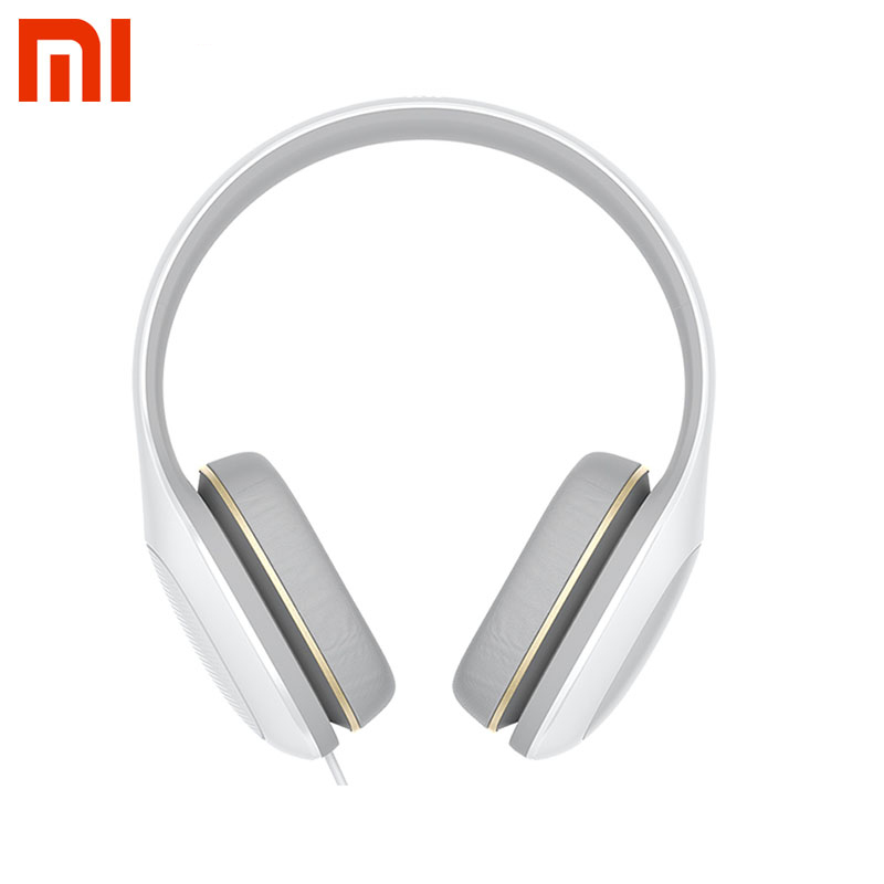100% Original Xiaomi Headphone Easy Version with 3.5mm Sterero Music HiFi Xiomi Headset Earphone for Xiaomi Huawei mobilephones 100% original headband xiaomi mi hifi headphone basic simple and comfortable design headset earphone