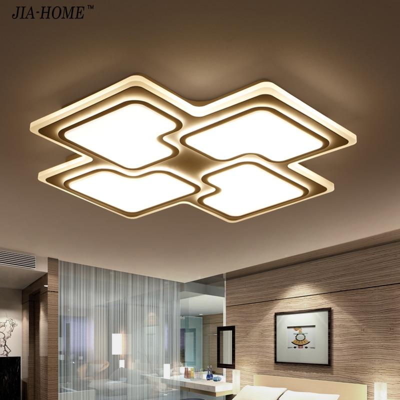 simple led lmparas de luz de techo para el dormitorio creativo de acrlico moderna nordic