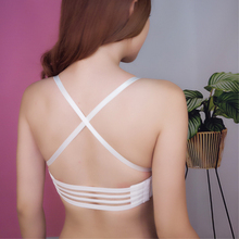 Adjusted Straps Push Up Bra
