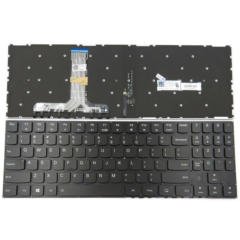 New Laptop Keyboard for Lenovo Legion Y7000P Y530 15ICH Y530 15ICH 1060 Y7000P 1060 US Black