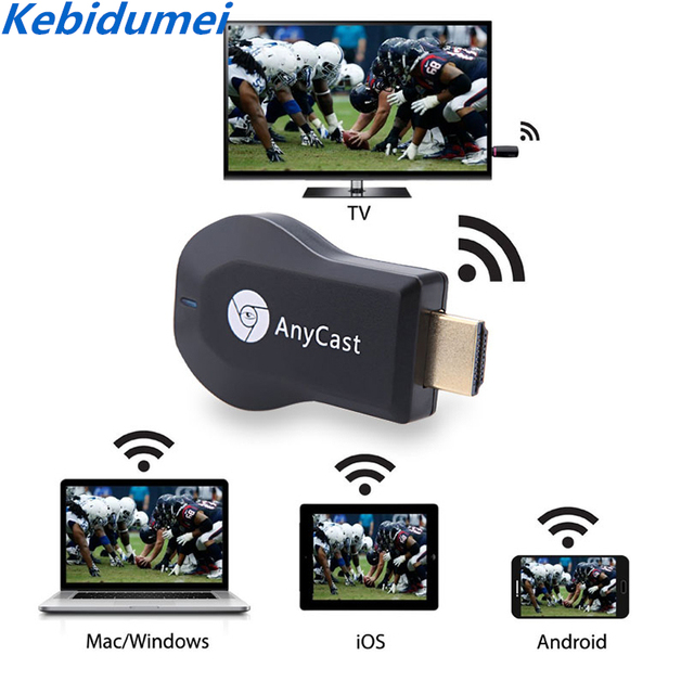 מלא HD 1080 P M2 HDMI Wifi תצוגת מקלט Dongle טלוויזיה מקל עבור Miracast מסך עבור DLNA Airplay עבור IOS/Windows/Mac