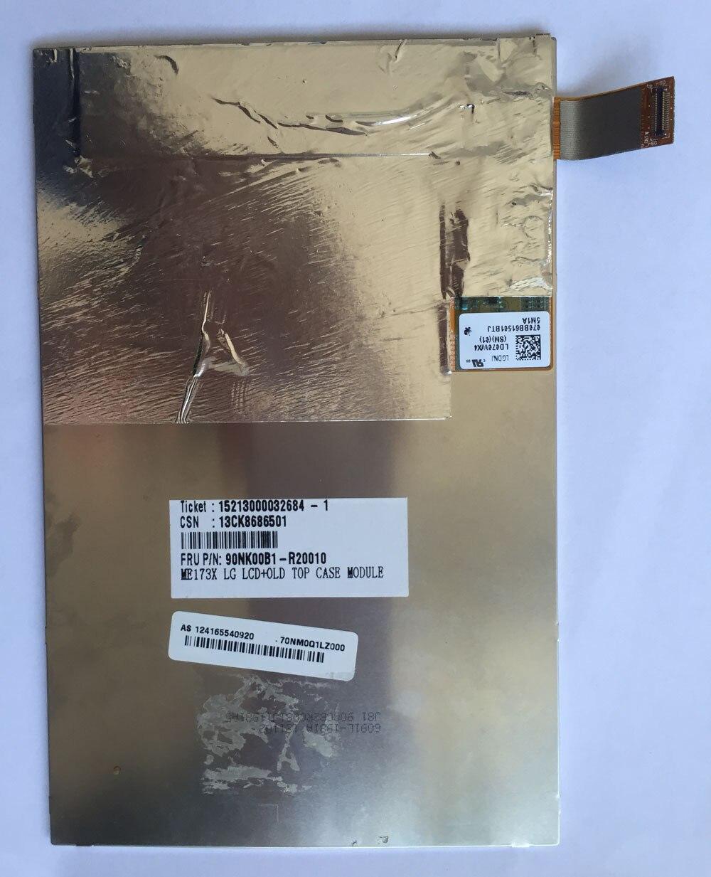 цена на R&U high quality 7inch IPS LCD Display Screen Panel inner screen LD070WX4(SM)(01) For Asus MEMO Pad HD 7 ME173 ME173X K00B K00U