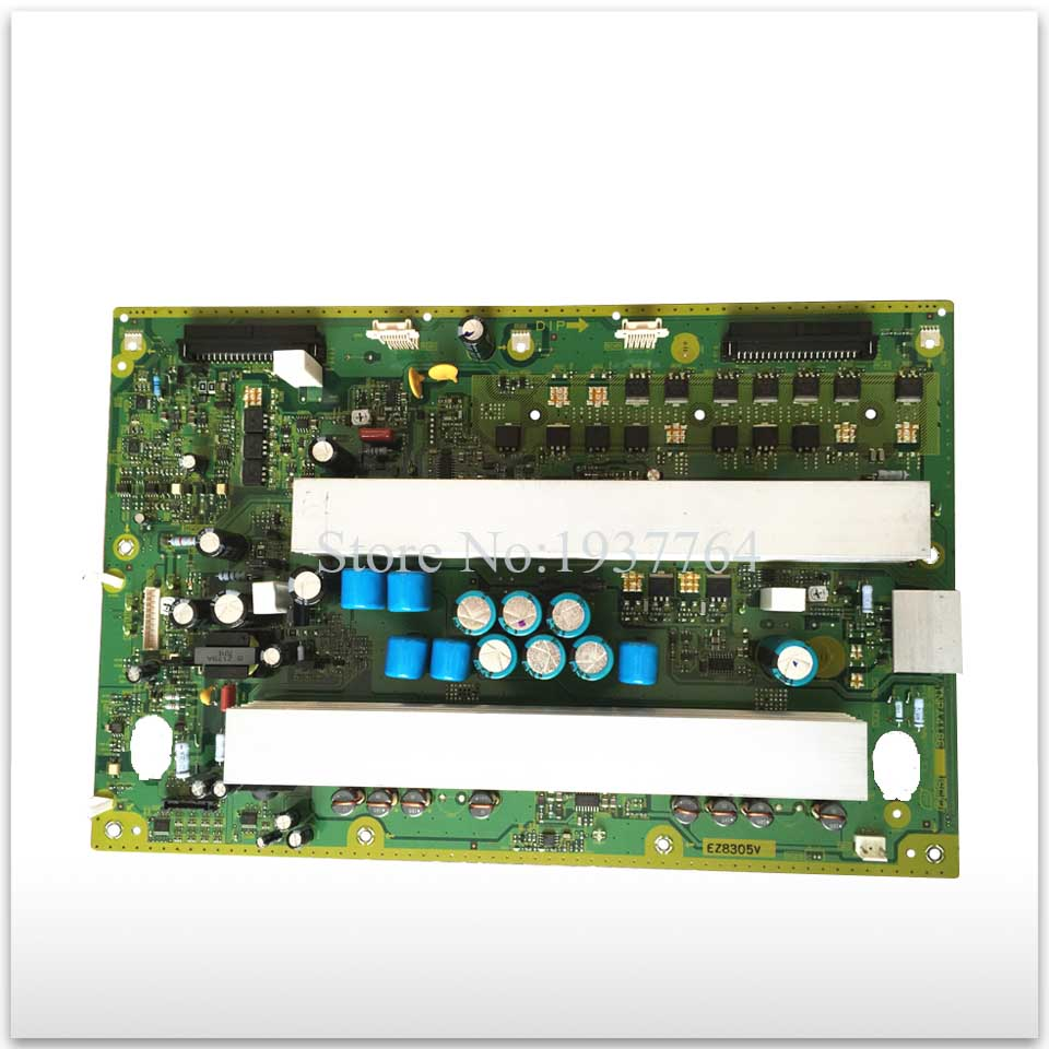 Original board SCboard TH-50PV70C TNPA4186 board good working original logic board th 50pv70c tnpa4134 bq an