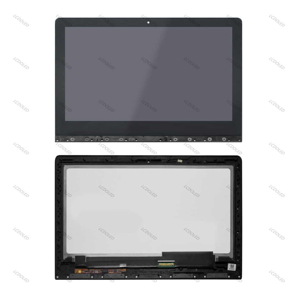 13.3 For Lenovo Yoga 3 Pro 1370 80HE Full LCD Screen Display Touchscreen Glass Digitizer ...