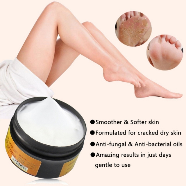 Horse Oil Anti-Chapping Skin Repairing Moisturizer For Rough Dry And Cracked Feet Heel Foot Cream 30g R1 Feet Care