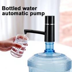 2019 Новый автоматический электрический портативный диспенсер для водяного насоса галлонов питьевой дозатор для бутылки зарядка через usb 304