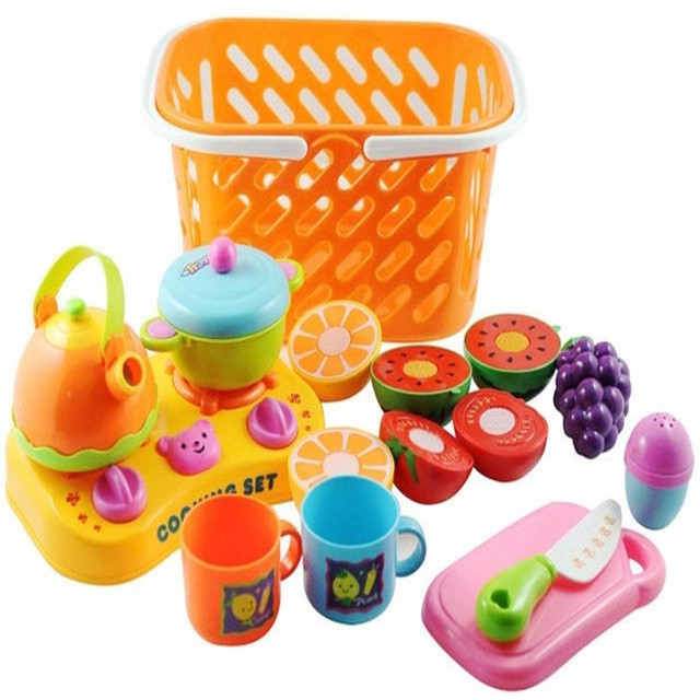 Cookare para muñecas accesorios de cocina de plástico de alimentos ...