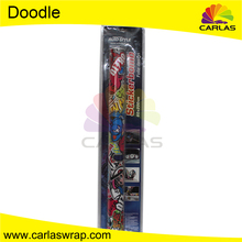 Free Shipping 30CM x 2M Car Styling bicycle stickers for car sticker decal on motocycle Accessories bomb