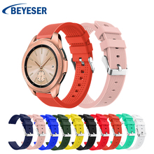 Multicolor Silicone Watchband for Samsung Gear S2 Sport Comfortable Replacement Bracelet Strap Galaxy Watch 42mm