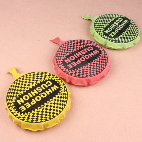 20cm Kids Fun Prank Toys Whoopee Cushion Jokes Gags Pranks Funny Toy Fart Pad Pillow For Child Adult Toy 134
