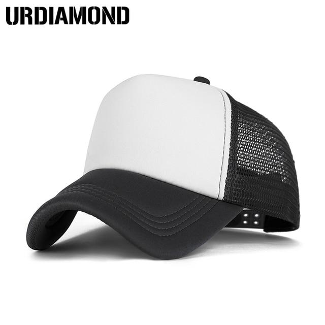 URDIAMOND verano 2018 gorra de béisbol mujeres hombres marca de moda calle  Hip Hop casquillos ajustables c83096fa449