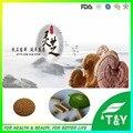 500 mg * 600 unids, reishi/lucid ganoderma/extracto de hongo Lingzhi cápsula con el envío libre