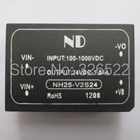 DC DC High Voltage Power Module Input 100 1000V DC Isolation Converter Output 24V25W NH25 V2S24