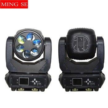 6x25 w Süper Işın Işık DMX512 Zoom/Döndürme Hareketli Kafa Işık/Bar/Parti/Göster /Sahne ışık LED sahne ışığı