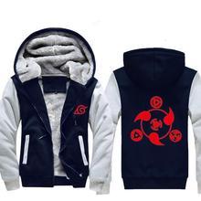 Naruto Jacket Hooded Cardigan Autumn
