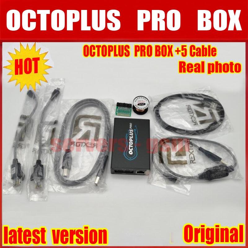 OCTOPLUS PRO BOX+5