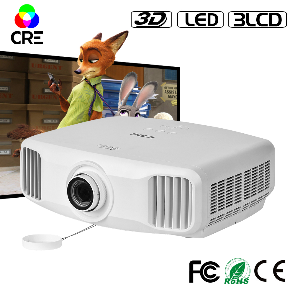 X8000 Android 5.1 bluetooth WiFi AirPlay Miracast support 4k Portable LED 3LCD 3D 2K Projector HD home theater proyector Beamer otha portable mini projector smart dlp wifi bluetooth support miracast airplay ac3 mini beamer proyetor set in android 4 4