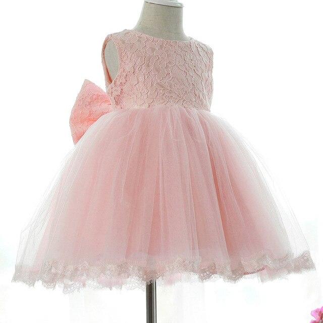 Дети принцессы 2017 лето девушки цветка платье дети кружевном платье Корейских девочек платье