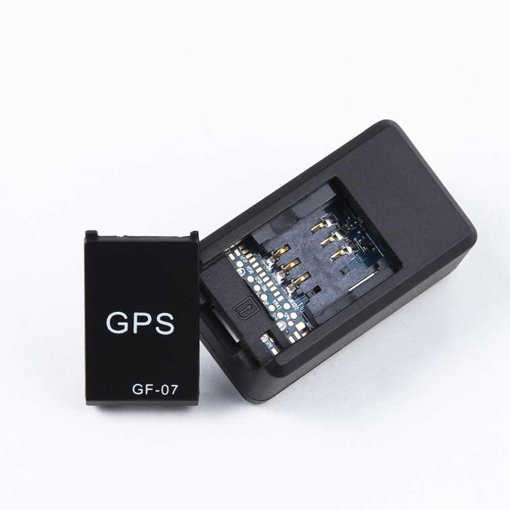NEW Mini GF07 GPS Tracker Car GSM GPS Locator Platform SMS Tracking Alarm  Sound Monitor Voice Recording Real Time Tracking HOT