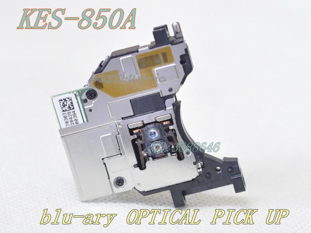 Lente Láser Blu-ray LASER LENTE KES-850A KEM-850AAA PARA PS3 Slim 4000 Consola de 250 GB 500 GB Repuestos KES 850A