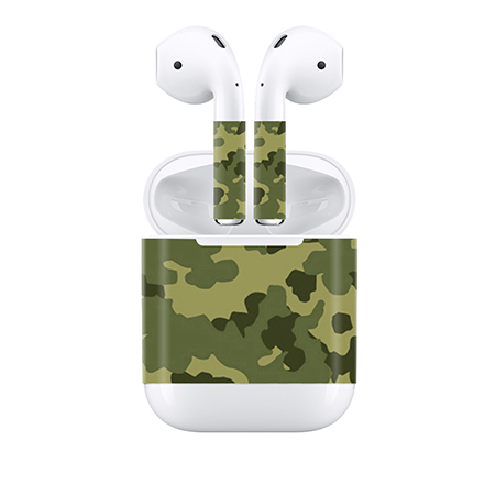 Free drop shipping cool vinyl decal protactive skin sticker for Apple Airpods #TN-APOD-0309