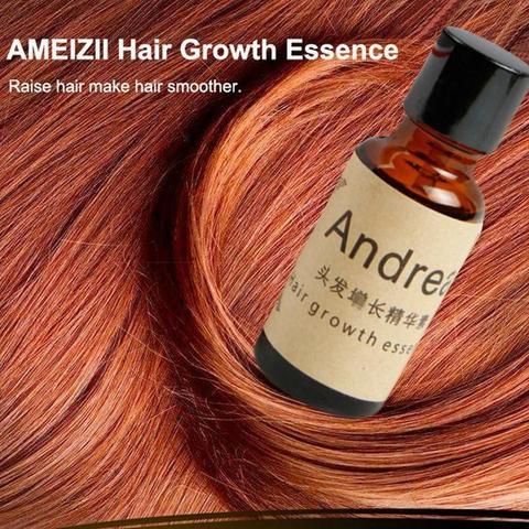 20ml Huile Essentielle Essential Oils Andrea Hair Growth Loss Liquid Dense Fast Sunburst Grow Restoration Pilatory Multan