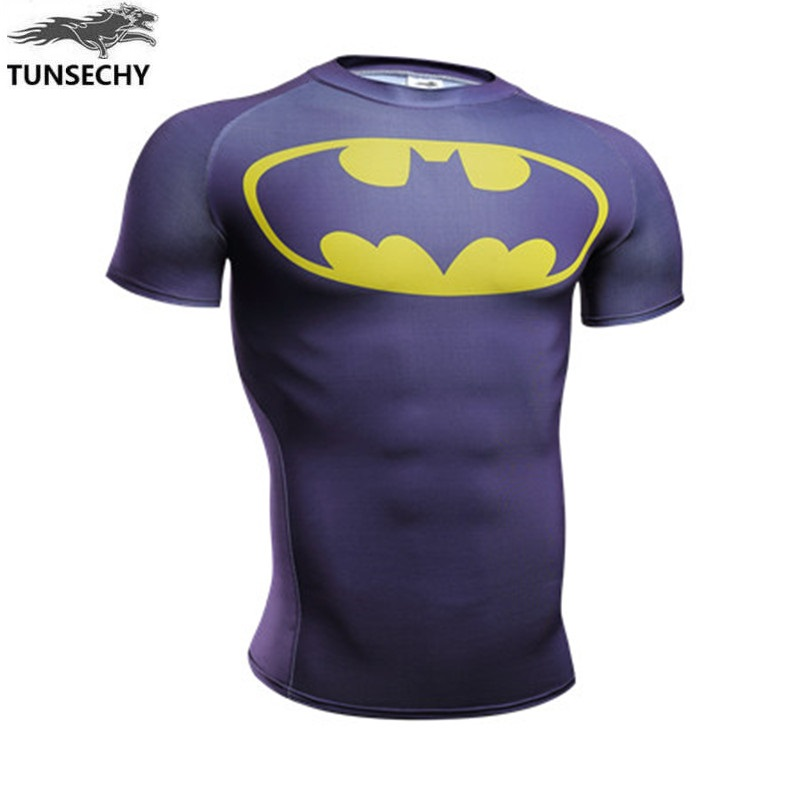 TUNSECHY 2017 summer New Round collar short sleeve T-Shirt men fashion trends T-Shirt free shipping Wholesale and retail