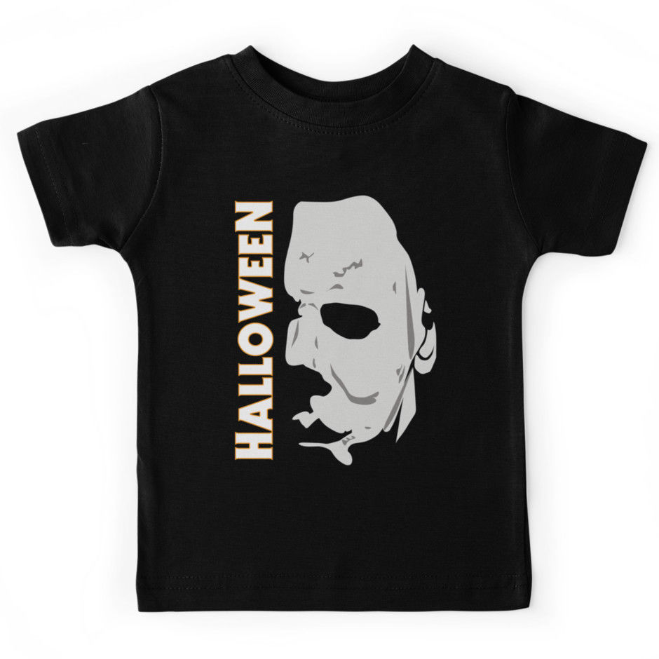 Halloween - Michael Myers Youth T-Shirt Tees Clothing