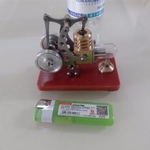 Miniature Balance Stirling Engine, Steam Engine, Birthday Gifts, Scientific Experiments, Creative DIY