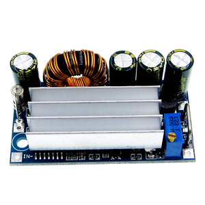 Image 2 - Automatic Step Up Down DC Power Supply AT30 Converter Buck Boost Module Replace XL6009 4 30V To 0.5 30V