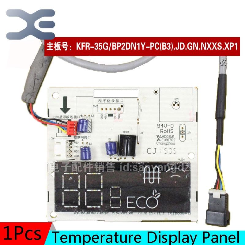 Temperature Display Panel Air Conditioner Parts Air Signal KFR-35G/BP2DN1Y-PC(B3)