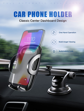 360°C Rotate Adjustable Dashboard Car Phone Holder