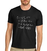 Science geek Math Equation t-shirt