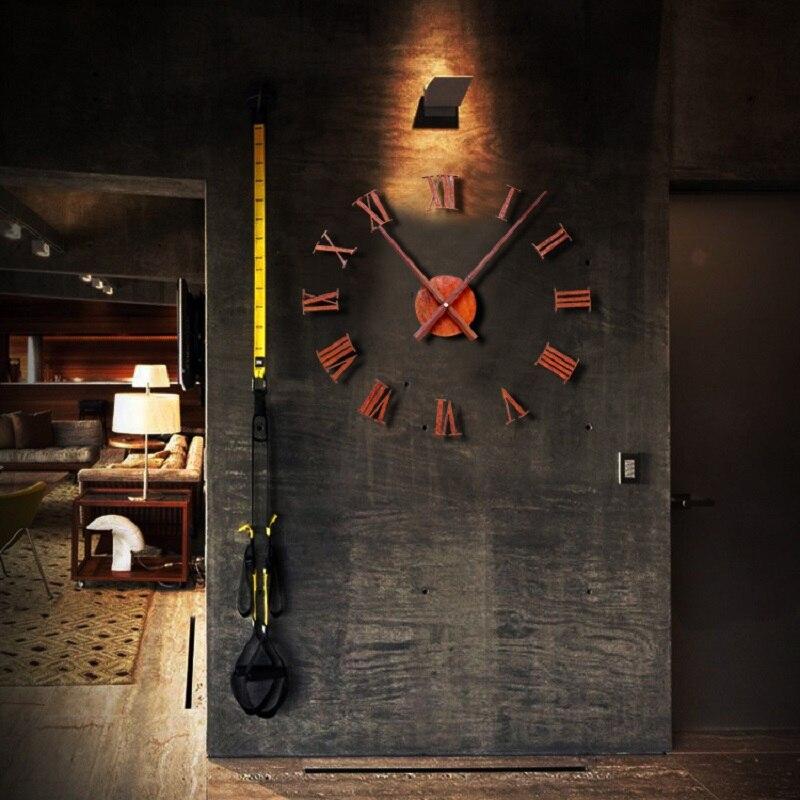 Պատի ժամացույց Saat Reloj Clock Duvar saati Relogio de - Տնային դեկոր - Լուսանկար 4
