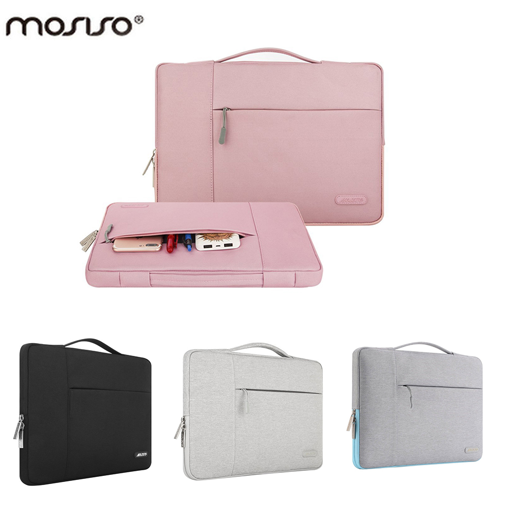 1f5f37474f7 Mosiso Laptop Sleeve for Macbook Pro 13 A1706/A1989 2016 2017 2018  Accessories Laptoptas Cover Bag for Microsoft new Surface 4/3