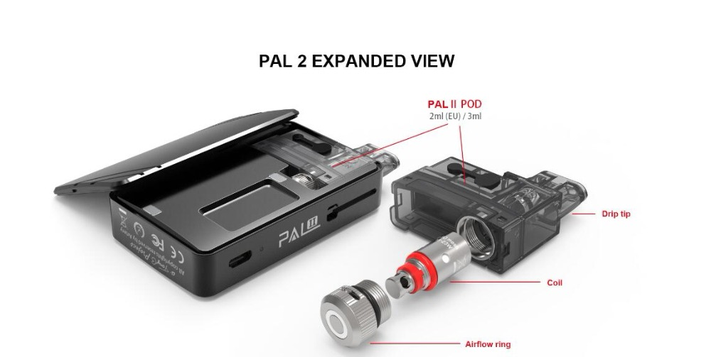 Artery PAL II 1000mAh Kit-4