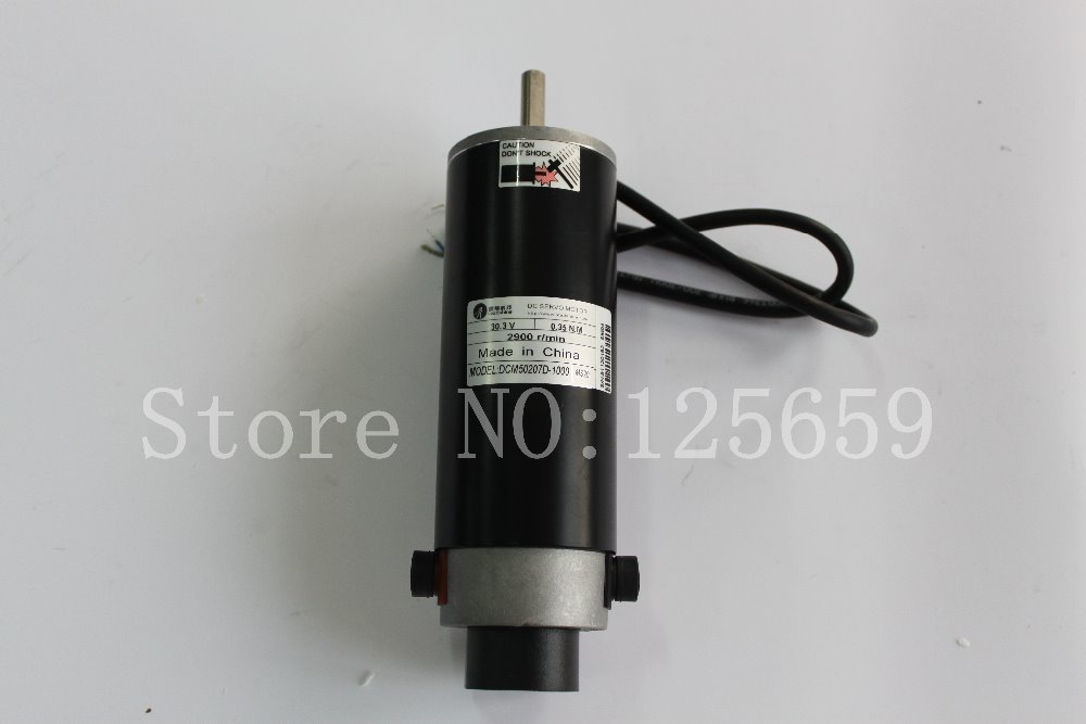100% new and original Printer part Leadshine motor DCM50207D-1000  original and 100