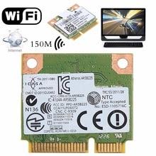 Bluetooth V4.0 Wi-Fi Беспроводной мини pci-экспресс-карта для Atheros AR5B225 DELL DW1703 CN-0FXP0D Новый Перевозка груза падения-pc друг