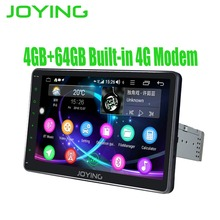 7JOYING Single 1 DIN Android 6.0 1024*600 GPS Navigation Universal Car Radio Stereo Quad Core Head Unit Multimedia Player