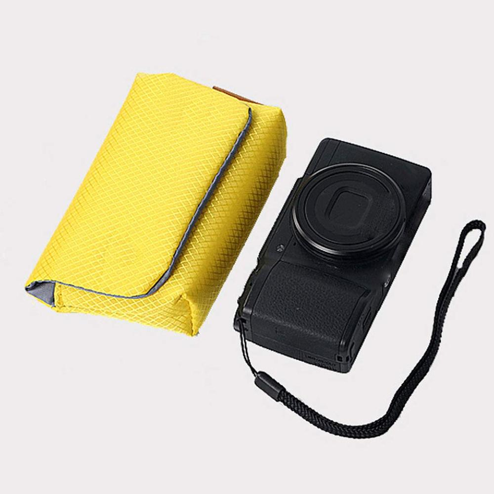 Waterproof Portable Handbag Camera Bag Insert Storage Pocket Pouch For Sony Rx100 M5 M6 Canon G7X G9X Sx620 Sx720 image